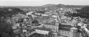 Salzburg by day